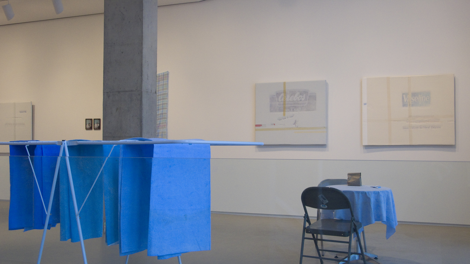 Lee Kit   1,2,3,4...  , 2011 nstallation view at Lombard Freid Gallery, New York