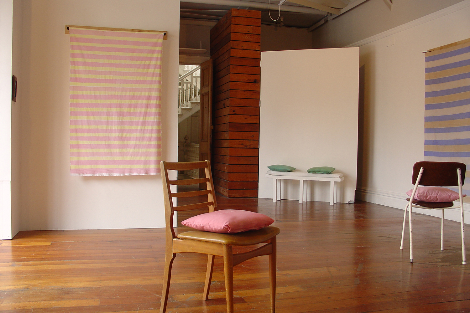 Lee Kit   (Readymade) Everyday  Installation view at Enjoy Public Art Gallery, 2008