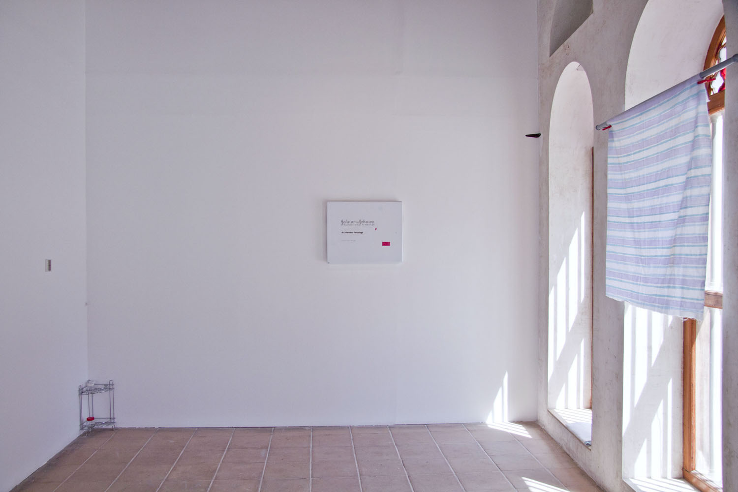 Lee Kit   What should I do to live in your life? , 2012 Installation view at Sharjah Art Foundation, Bait Al Serkal, Arts Area Sharjah, United Arab Emirates