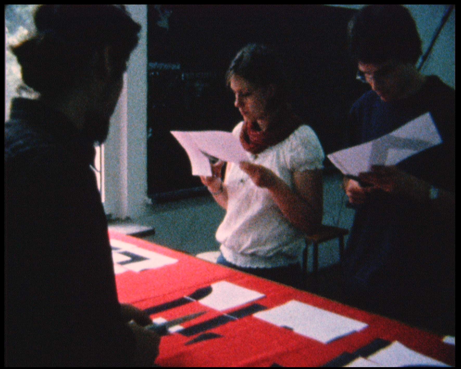 Mona Vatamanu & Florin Tudor   Poem , 2009 single channel color video transferred from super 8mm film duration 7:00