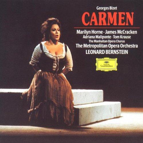 1974 - Bizet:Carmen(Bernstein, cond.)