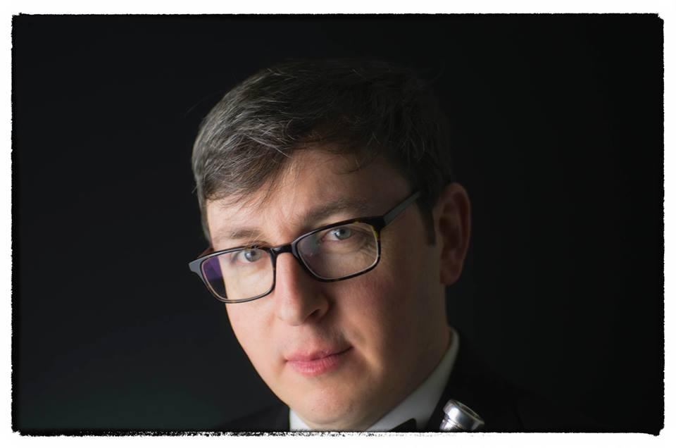 David Krauss (Photo byPedro Díaz)