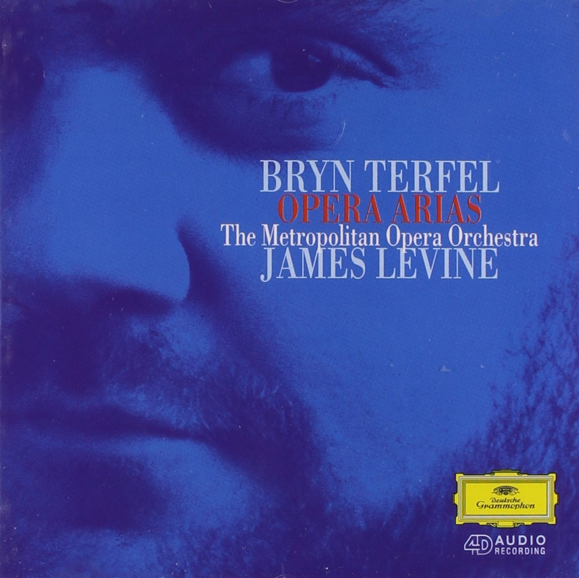 1997 - Terfel: Opera Arias (Levine, Cond.)