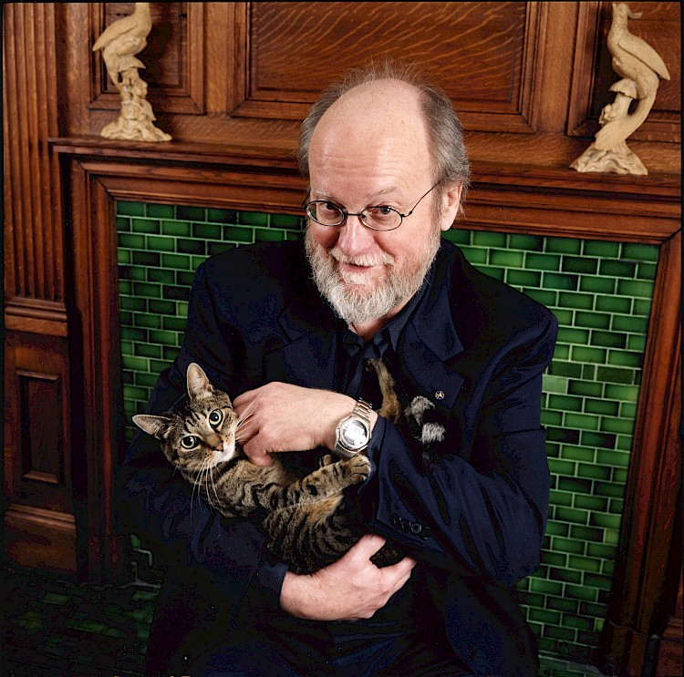 Charles Wuorinen (Photo by Nina Roberts)