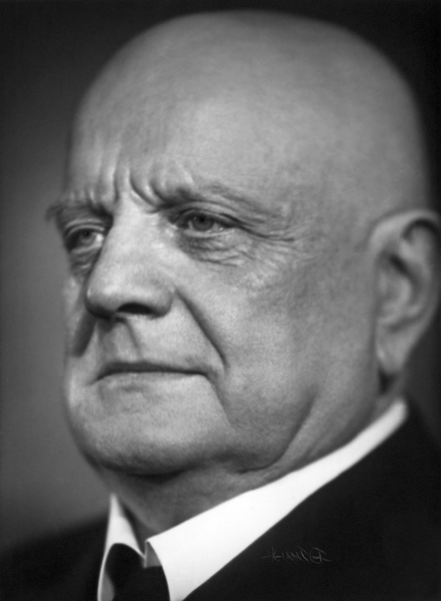 Sibelius in 1940