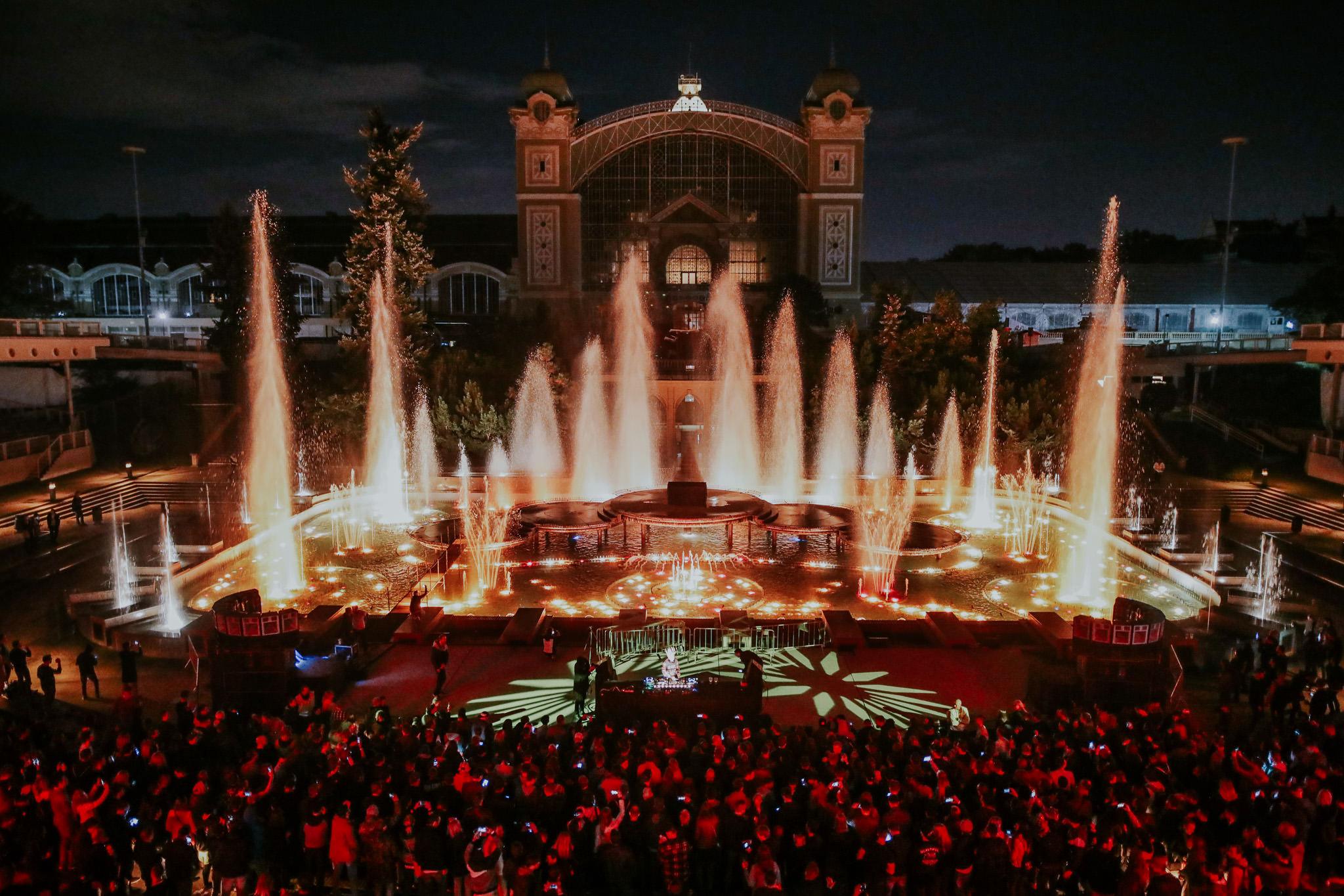 Krizikova Fontana - 17.09.2017 Prague (Czech Republic)