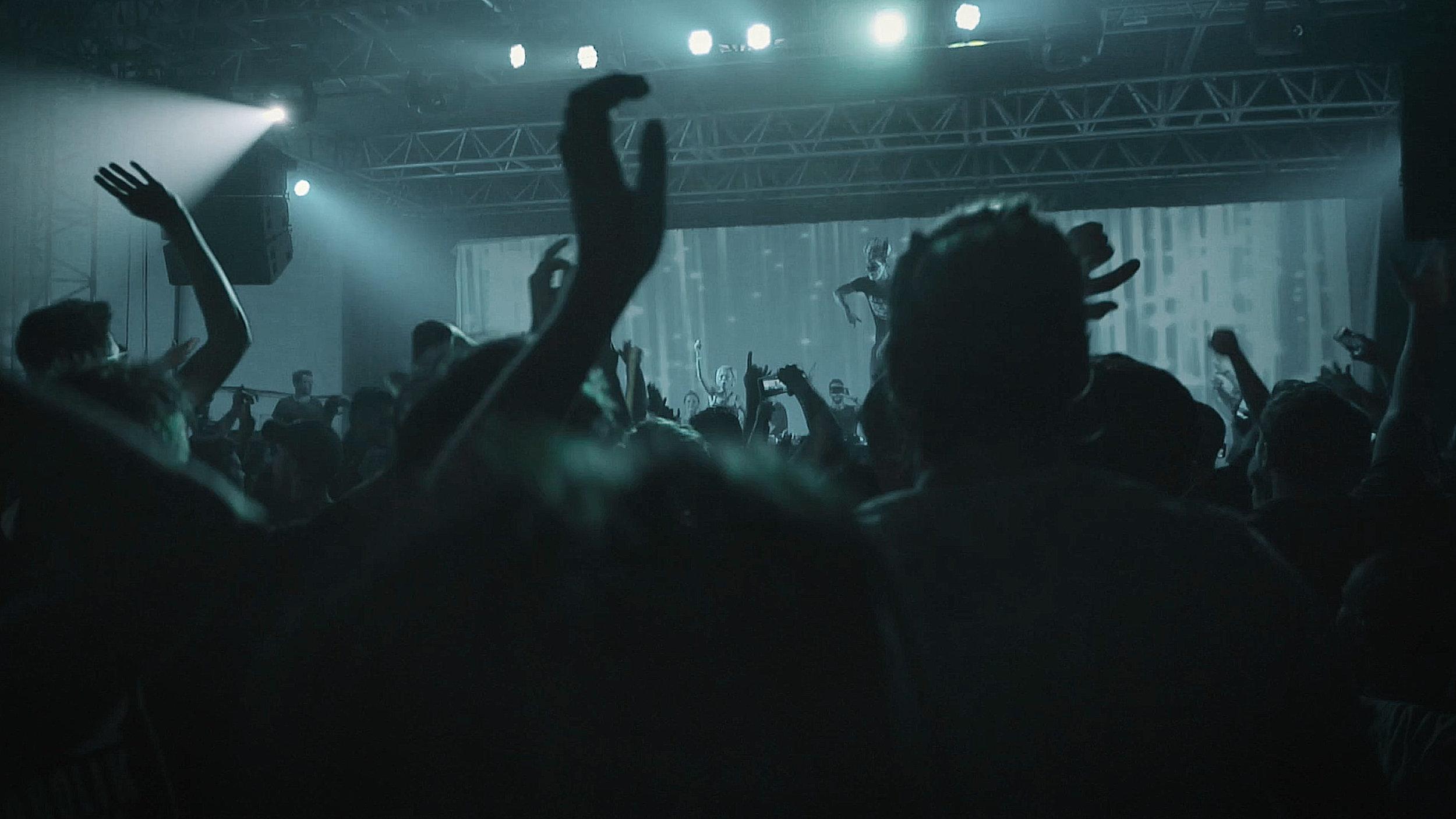 Le Diéze - 20.09.2018 Montpellier (France)FCKNG SERIOUS EUROPE BUS TOUR