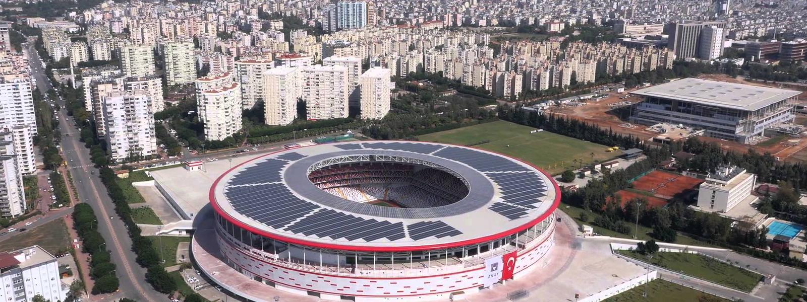 Antalya Arena - Antalya