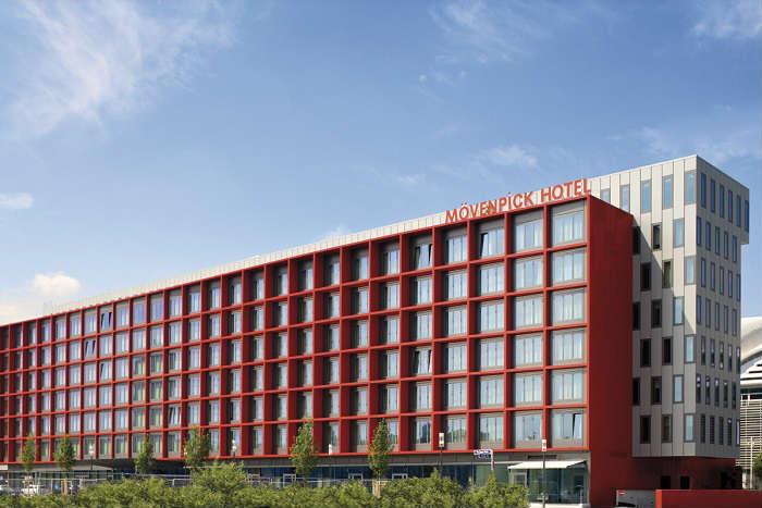 Mövenpick Hotel Frankfurt City -
