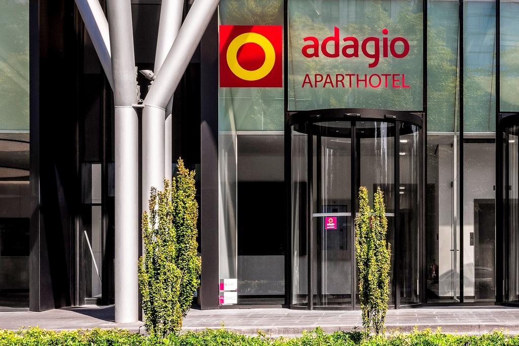 Adagio Apart Hotel Frankfurt City Messe -