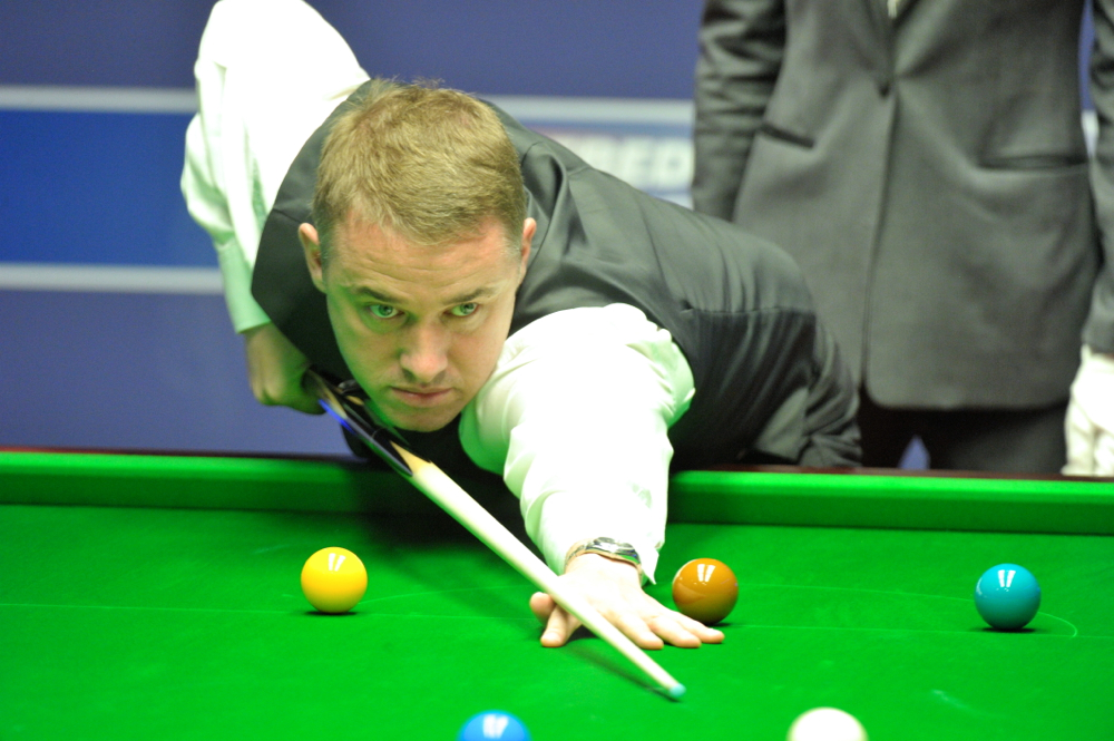 Stephen Hendry: lobbied for Commonwealth inclusion 17 years ago
