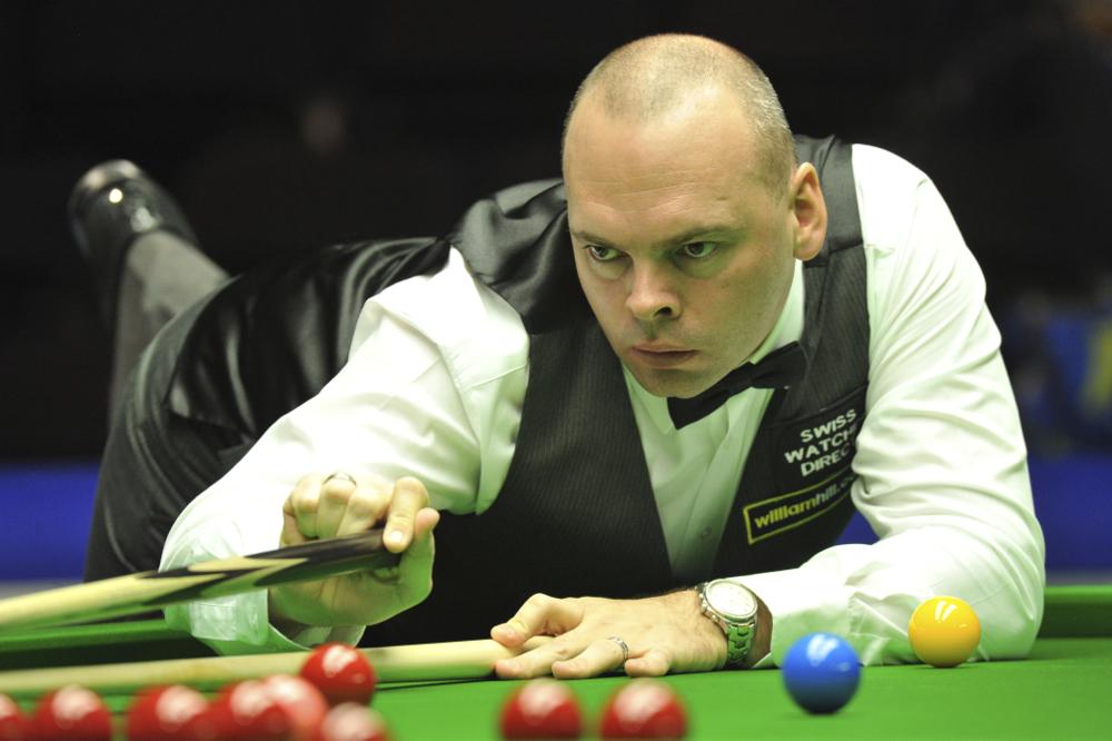 Stuart Bingham: won high quality match