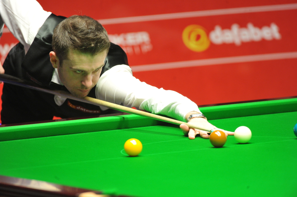 Mark Selby: won three-day thriller against Neil Robertson at the Crucible
