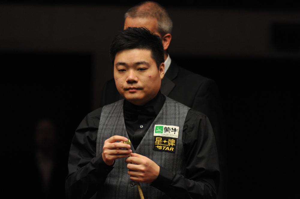Ding Junhui: China's no.1 player for a decade