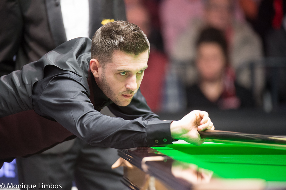Mark Selby: looked good in all departments