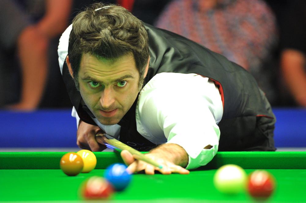 Ronnie O'Sullivan: led 7-4 but lost 10-7