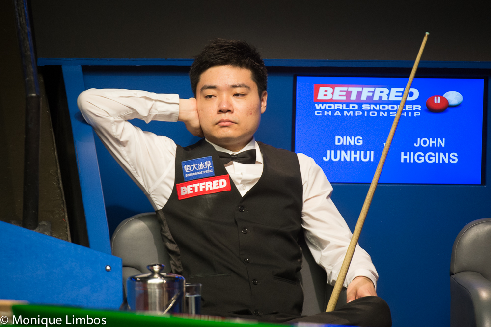 Ding Junhui: still China's no.1 a decade after his breakthrough win