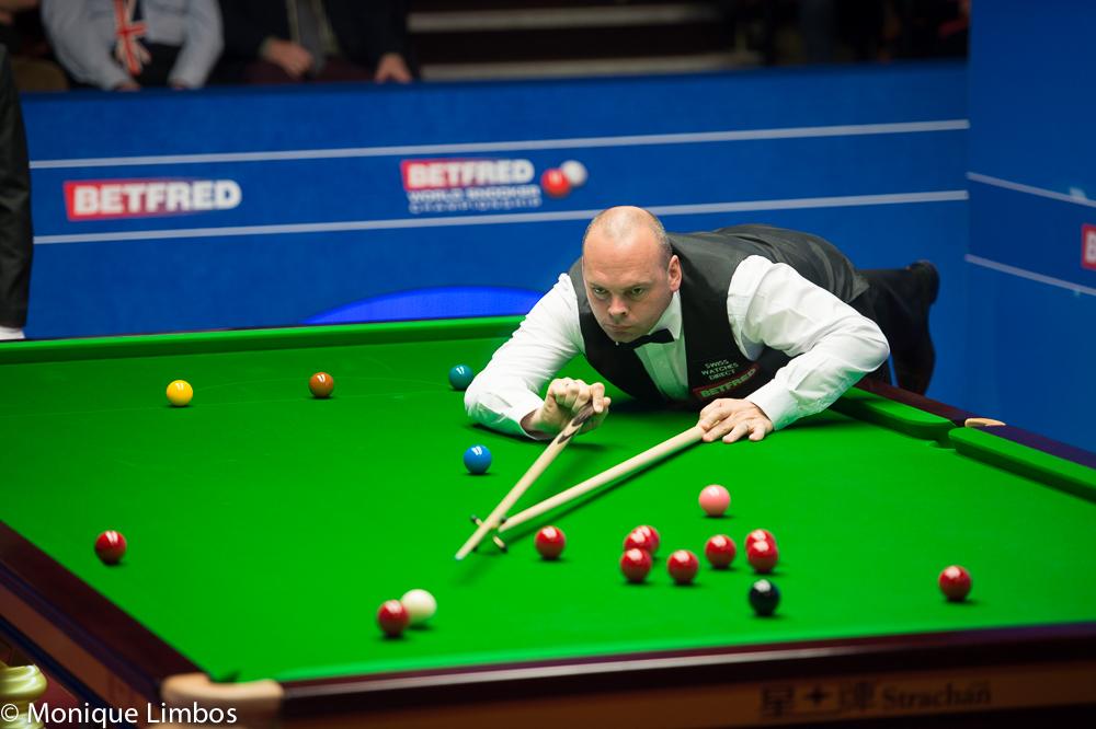 Stuart Bingham: first time Crucible semi-finalist