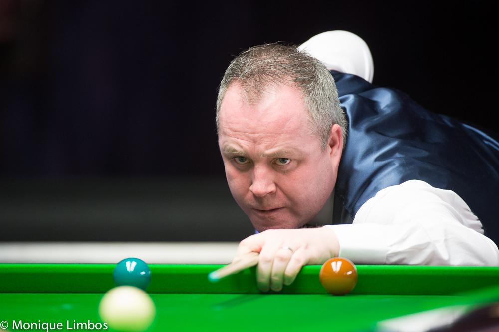 John Higgins: former World Cup winner back for Scotland