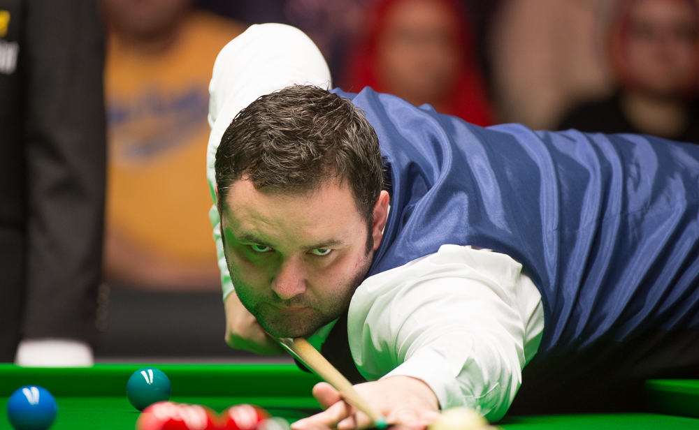 Stephen Maguire is the defending Six Reds world champion