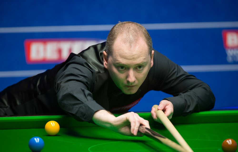 Graeme Dott: first match on