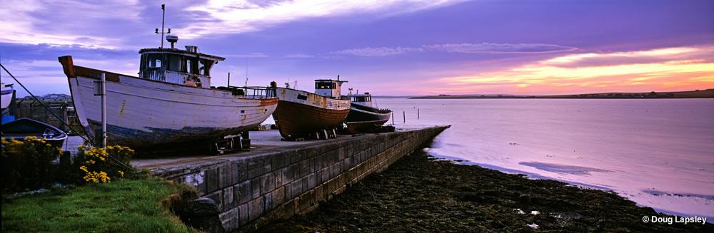 Boatyard - Kirkwall - Orkney