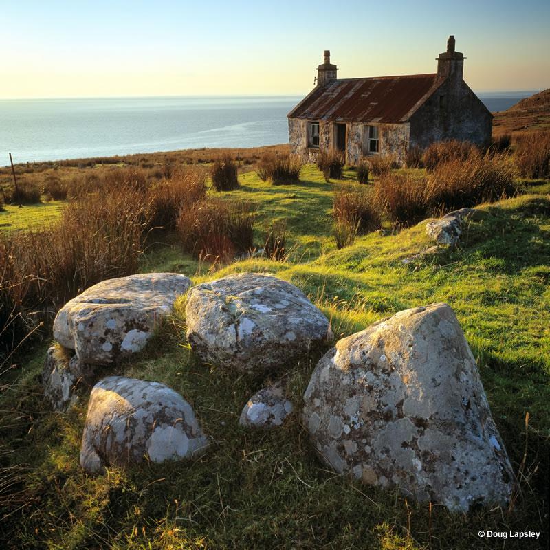 Crofters Cottage - Melvaig