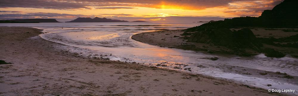 Glenancross sands - Morar