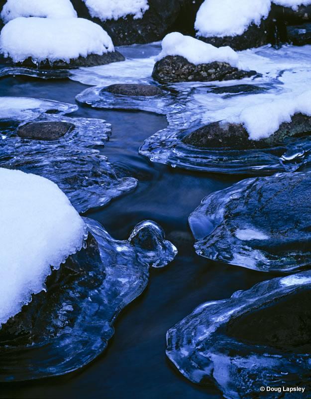 Icy Burn - Flowerdale Valley - Gairloch