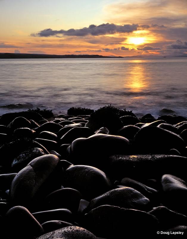 Isle of Skye from Gairloch
