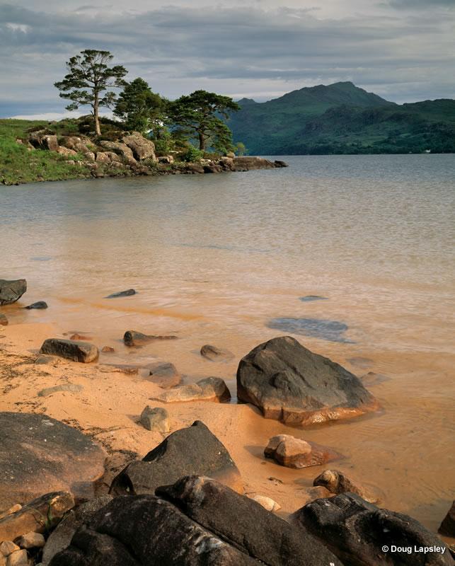 Loch Maree 5x4