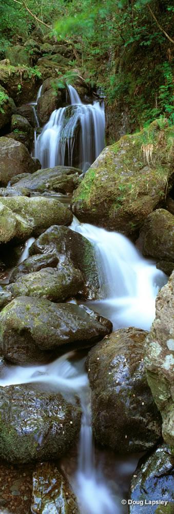 Lodore falls - Derwent