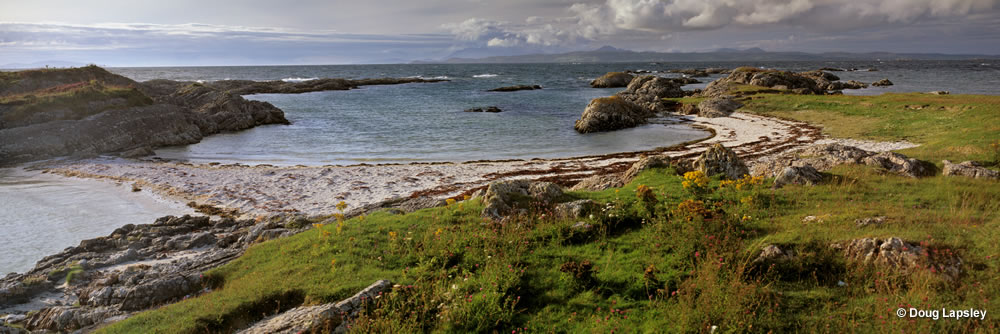 Skye from Port Ban - Arisaig