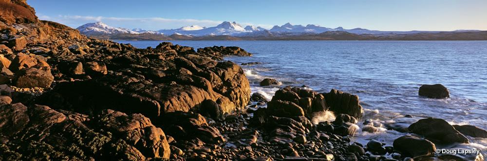 Torridon from Loch Gairloch