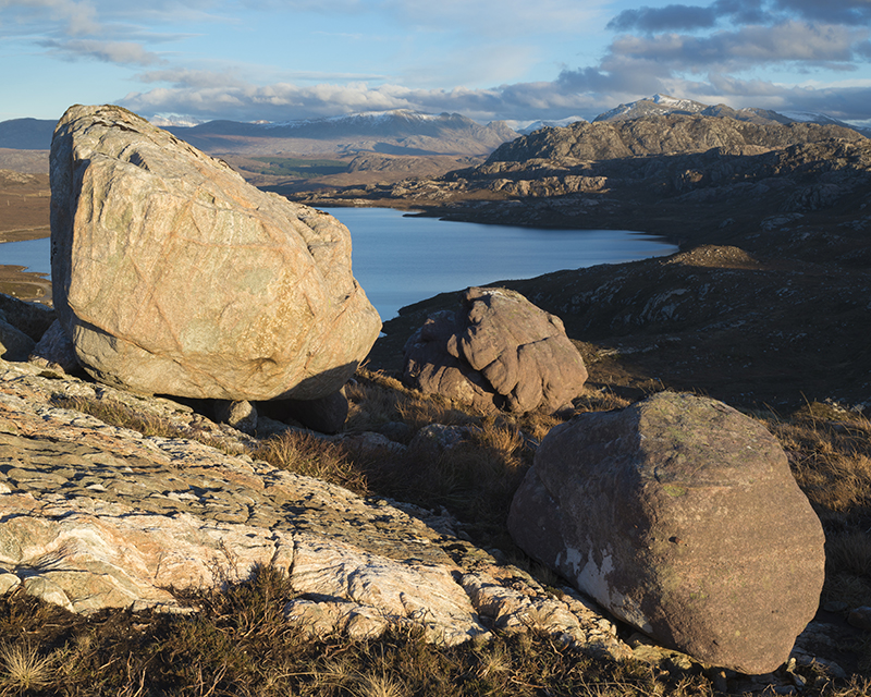 Loch Tollaidh from Meall Bhadan an Aisc 1