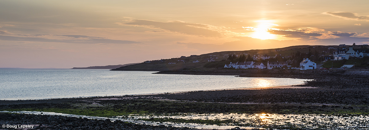 Gairloch seafront