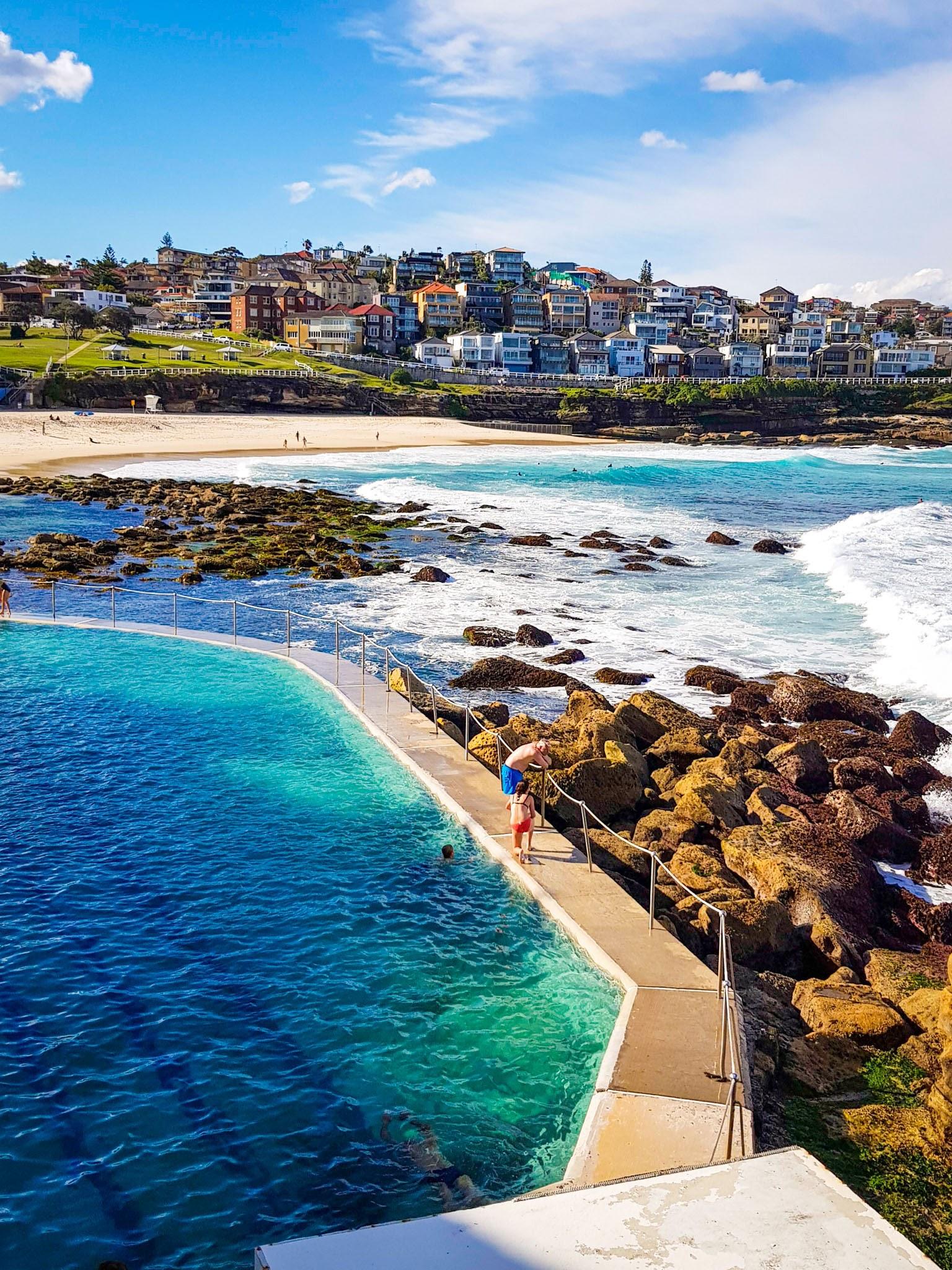 Bronte Baths  Bronte Beach, Sydney