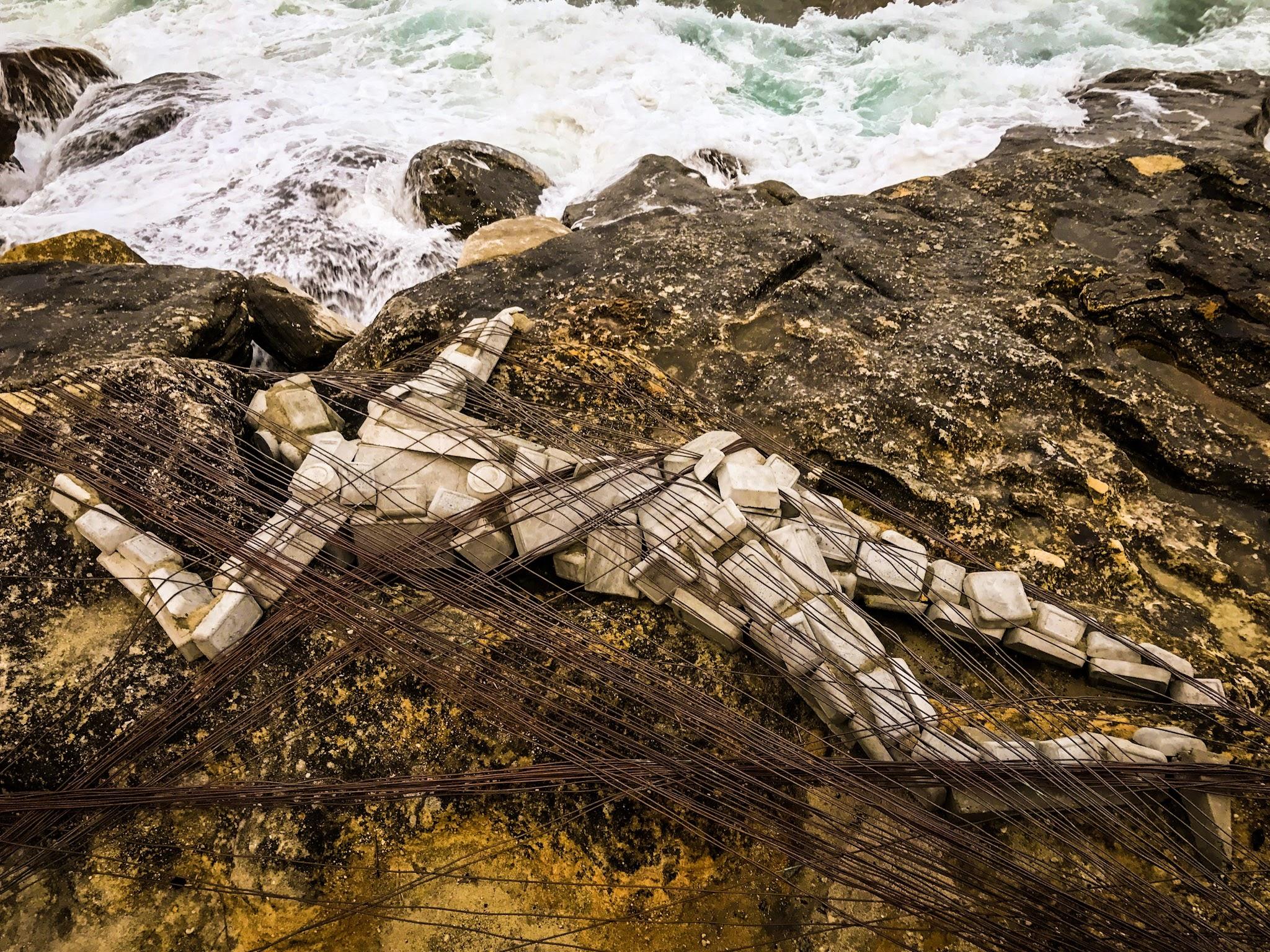 Sculptures by the Sea - Coastal Exhibition  Bondi to Tamarama Beach, Sydney