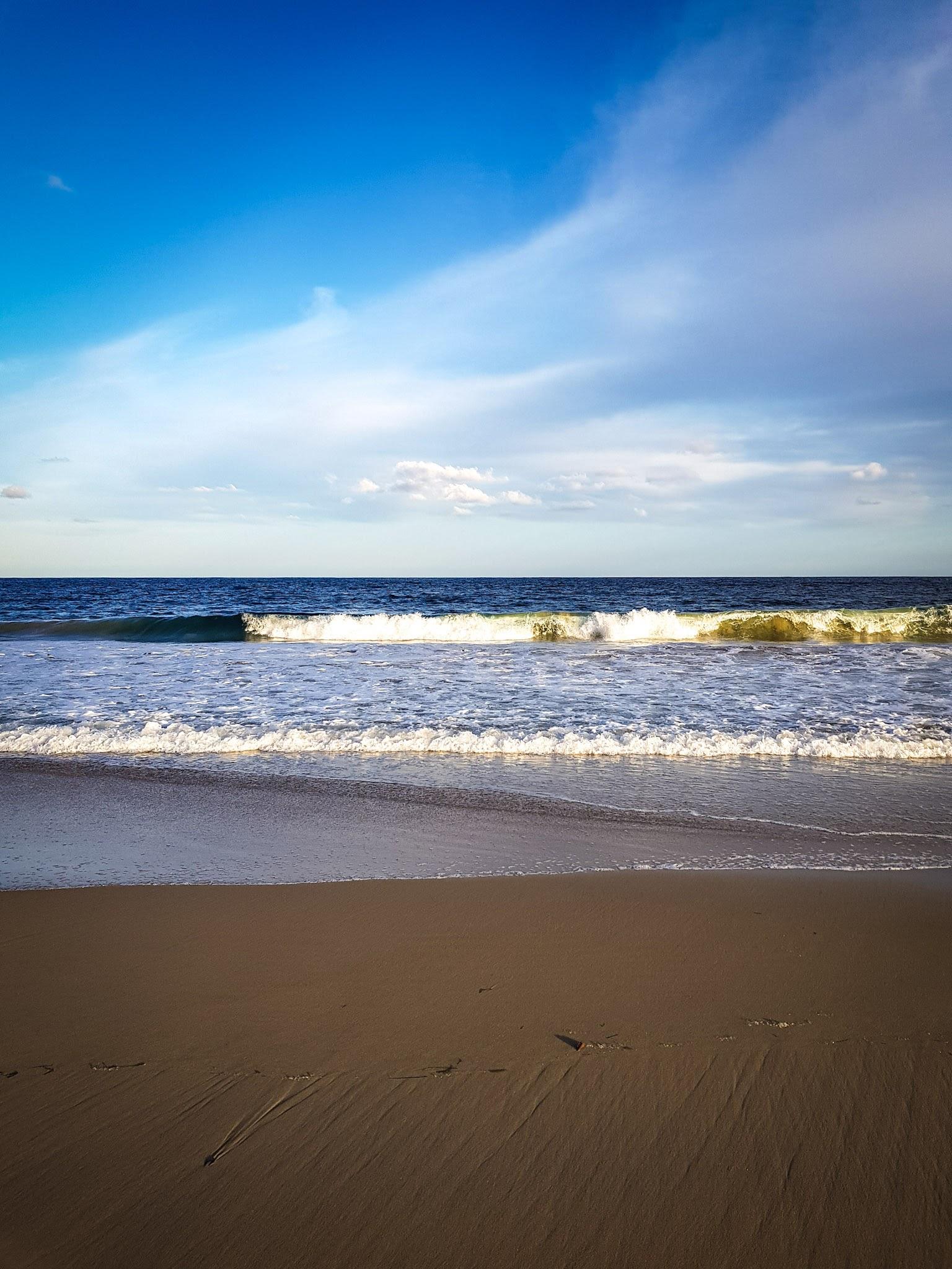 Those waves ...  Zenith Beach, Shoal Bay