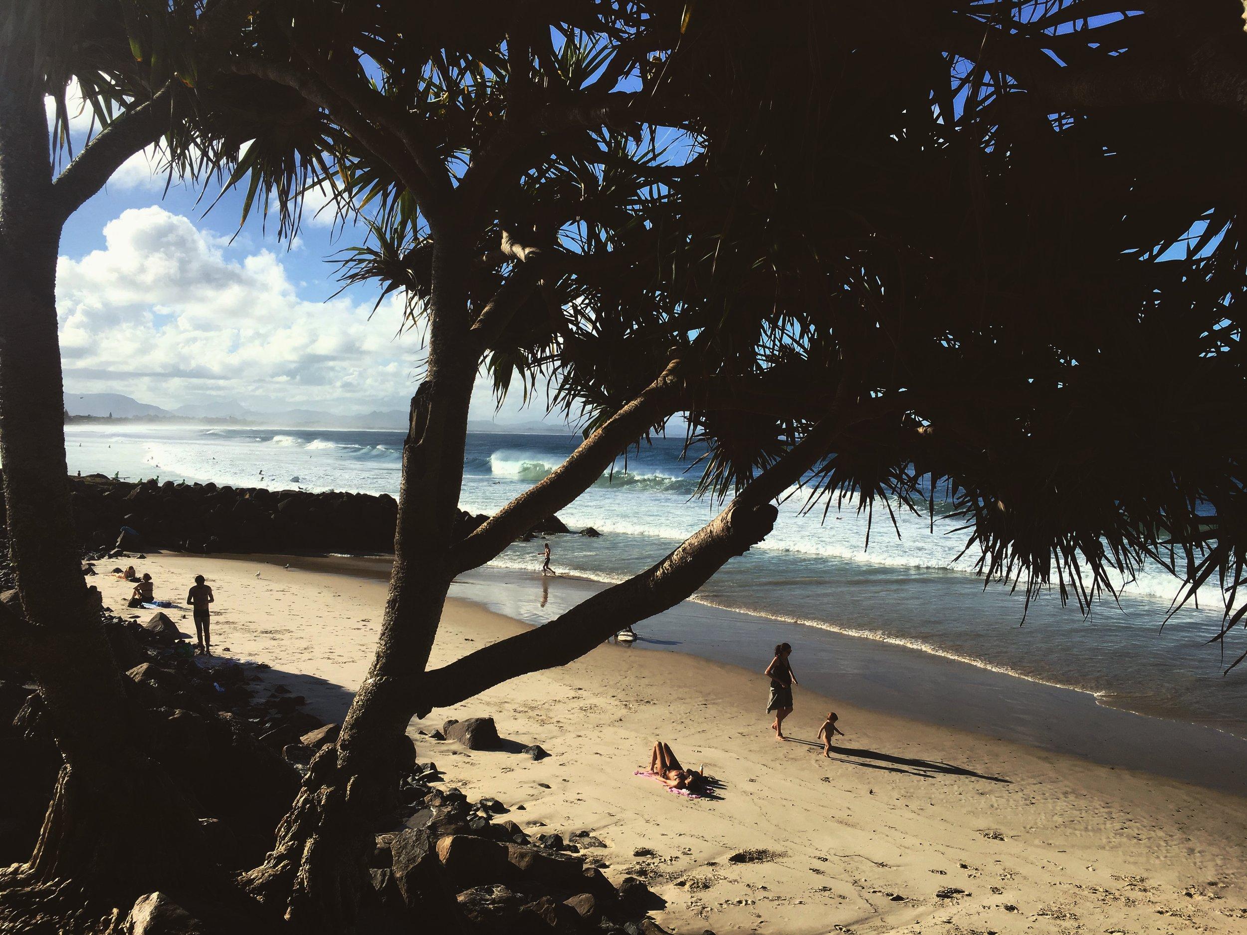 Main Beach, Byron Bay