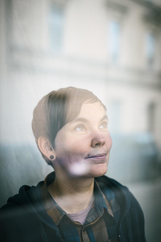 Pia Burkhardt, Aktivistin