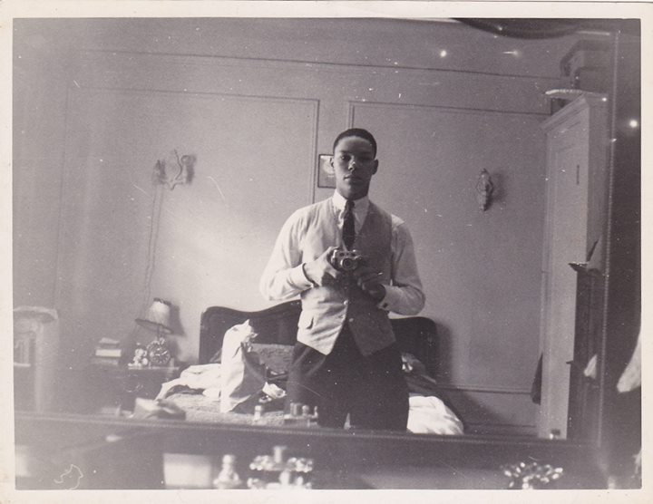 """brooklynmutt :       """"Throwback Thursday - I was doing selfies 60 years before you Facebook folks. Eat your heart out Ellen!"""" -   General Colin L. Powellon Facebook"""