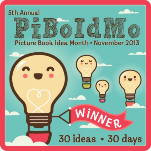 YEAH!!! I've got about four, maybe five, ideas that I can't get out of my head. I can't wait to write them into stories. What a great event. I'm going to miss the daily emails so much.   Thank you PiBoIdMo!
