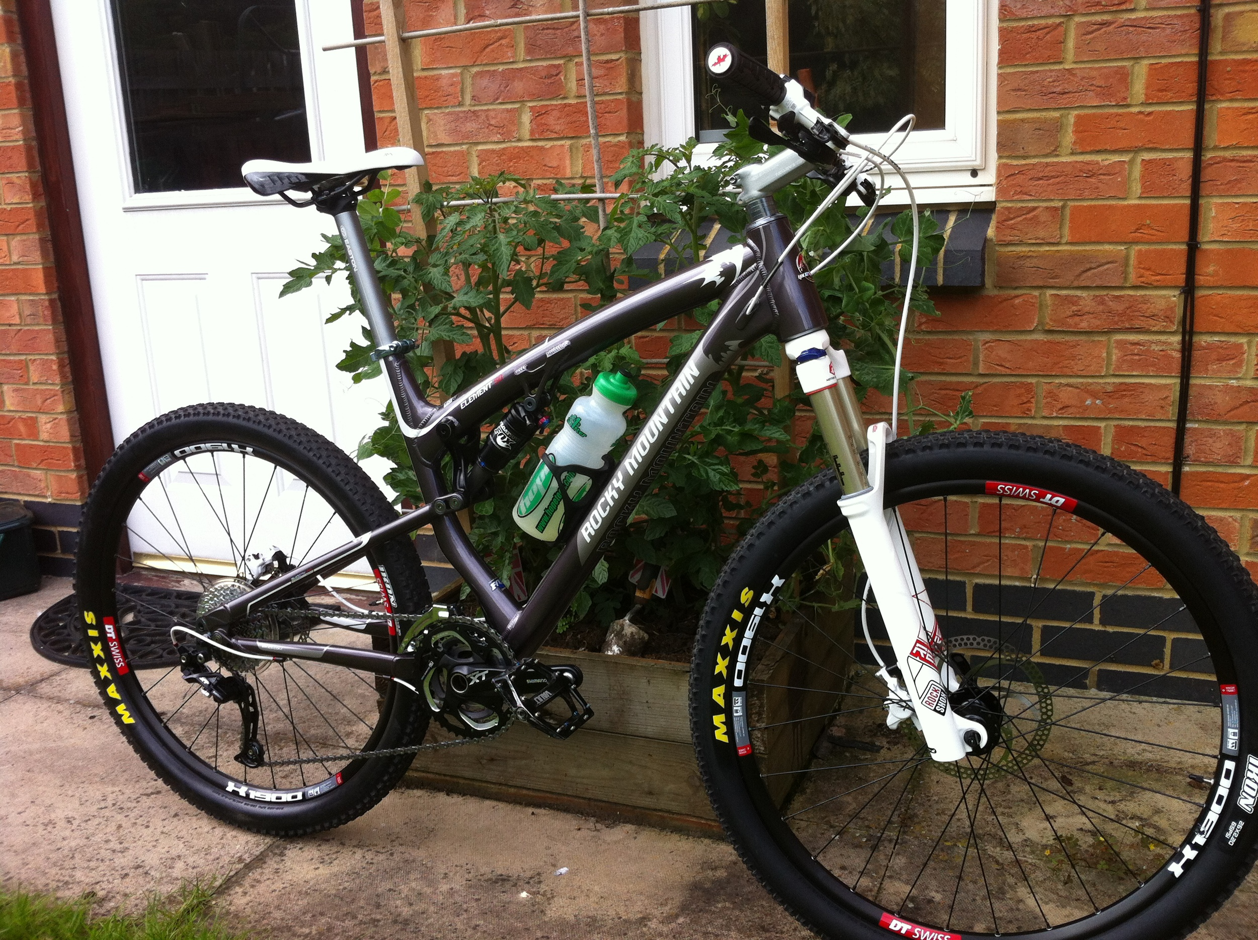 2012 Rocky Mountain element 50