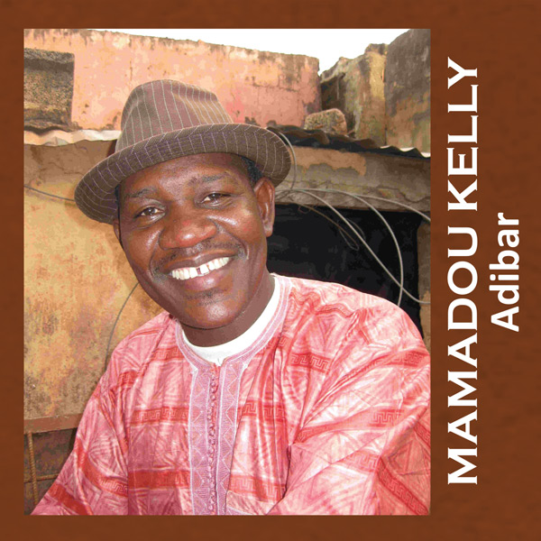 Mamadou Kelly - Adibar (CLE007)