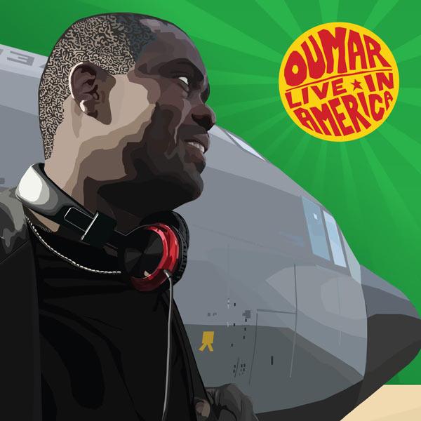 Oumar Konate - Live in America (CLE017)