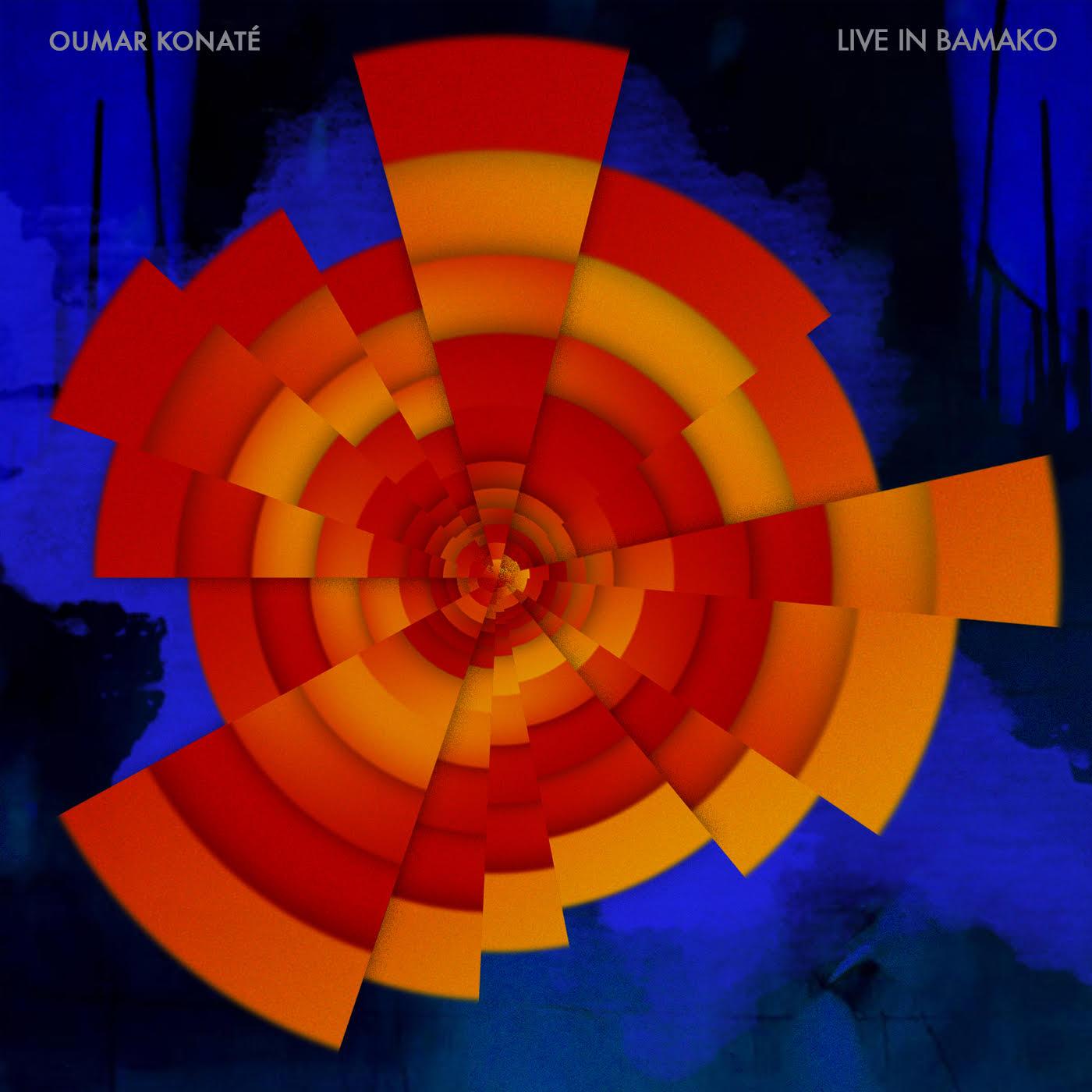 Oumar Konate - Live in Bamako (CLE020)