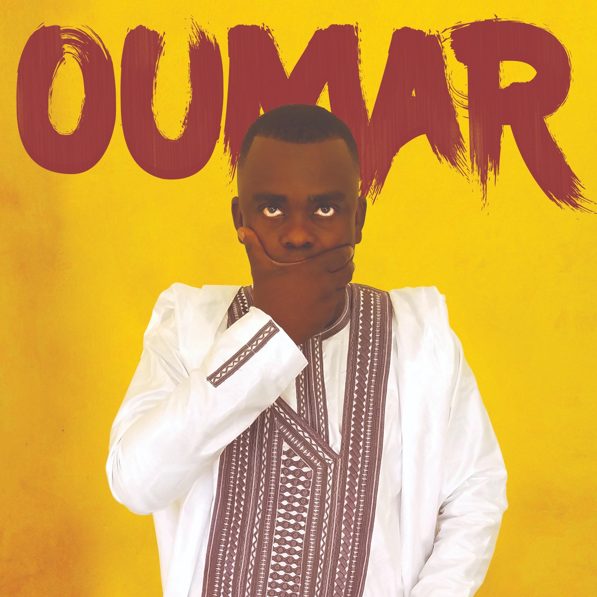 Oumar Konate - I love you Inna (CLE025)