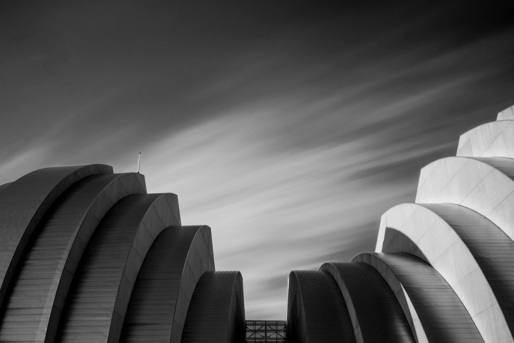 The Kauffman Center for the Performing Arts, Kansas City, Missouri