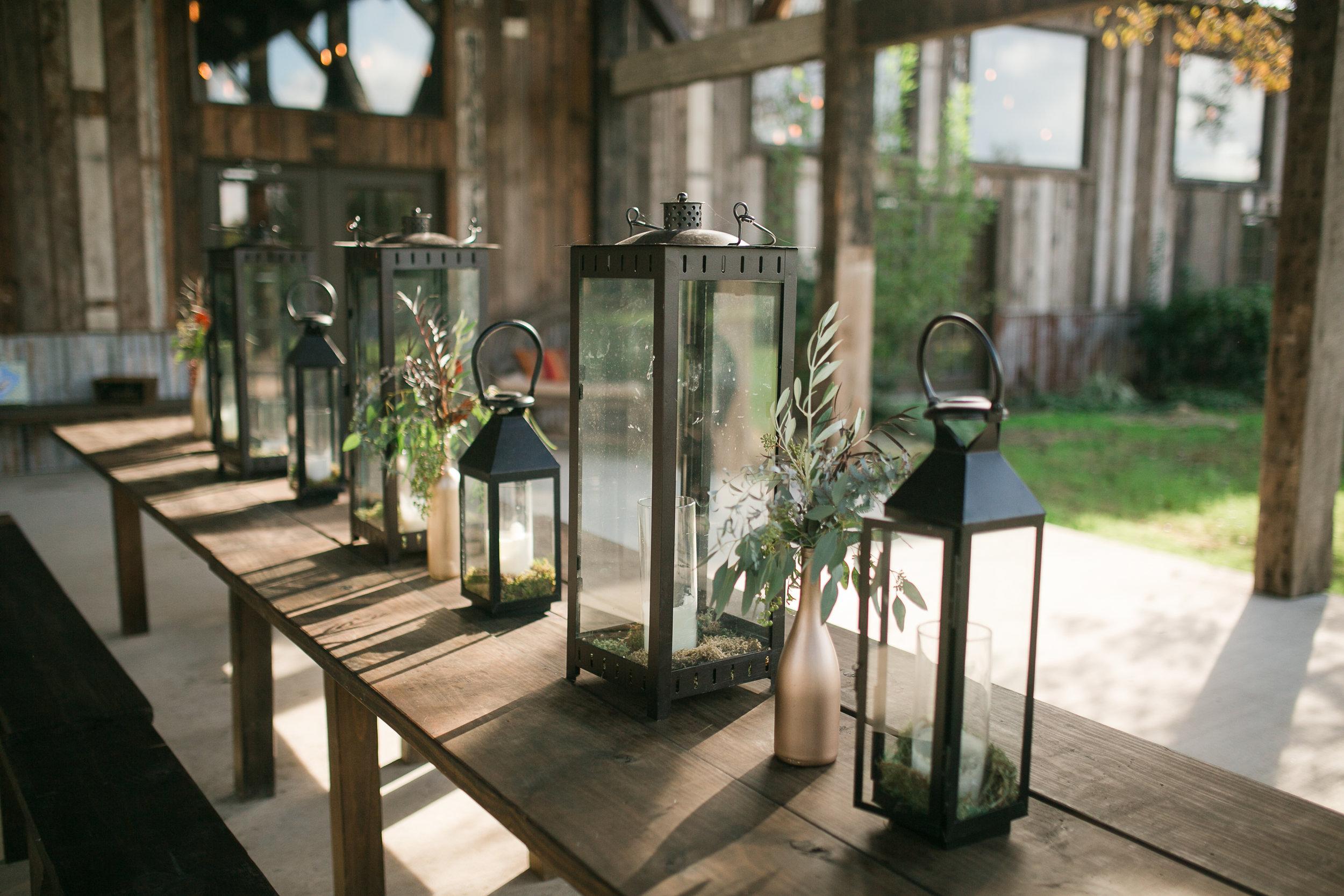 Assorted Metal Lantern